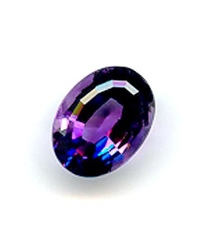 7.17ct Oval Fine African Amethyst