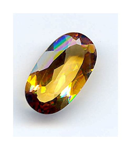 16.39ct Oval Golden Citrine