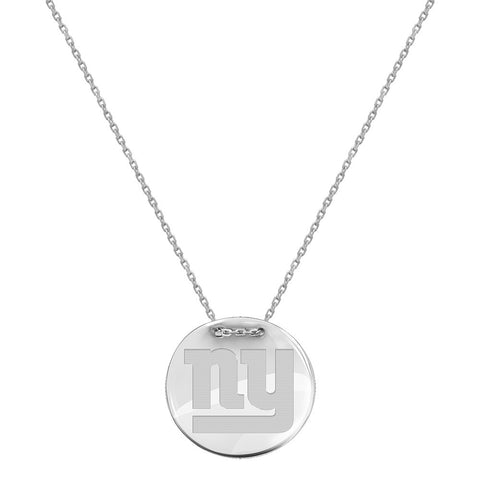 NFL New York Giants Logo Adjustable Necklace