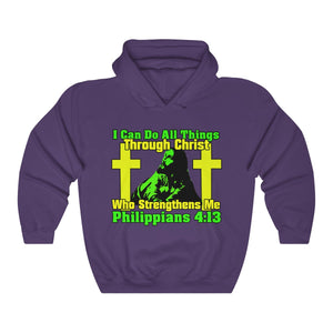 I Can Do All Things Through Christ Hoodie