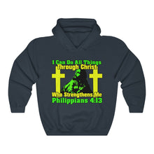 Load image into Gallery viewer, I Can Do All Things Through Christ Hoodie