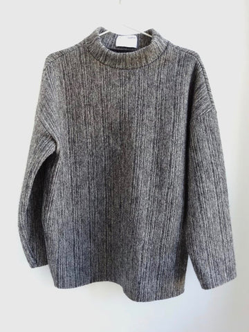 CF. Goldman - Oversized Funnel Neck Sweater
