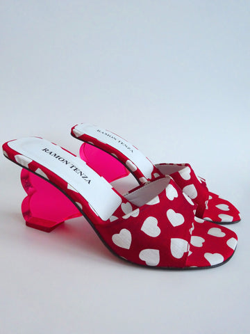 HOH Curate - Love Heels
