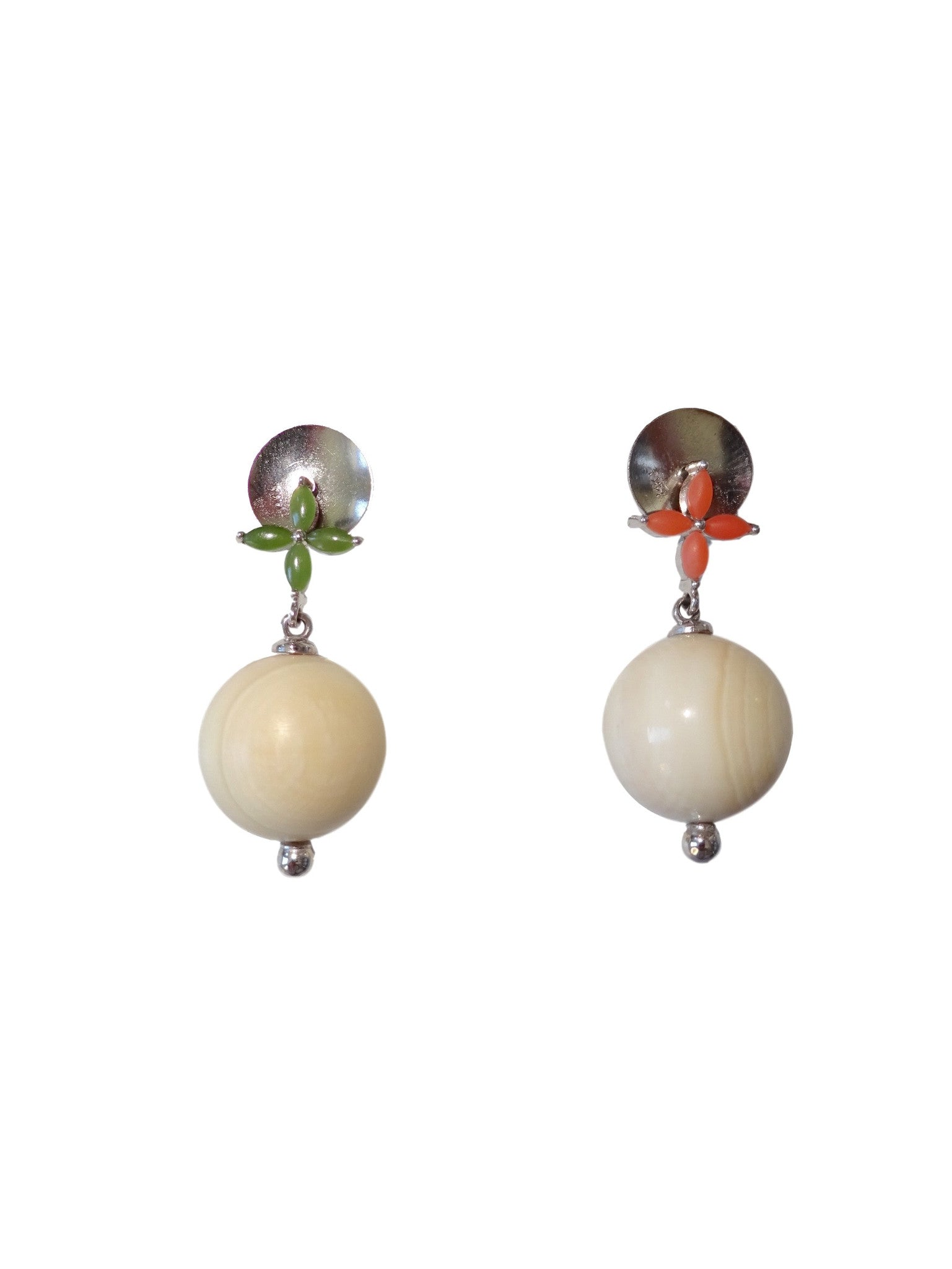 Coral And Jade Jewelry