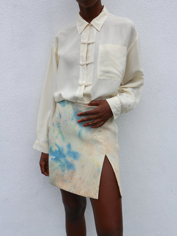HOH Curate - Hand-Dyed Vintage Skirt