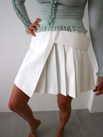 KYE - Pleated Skirt