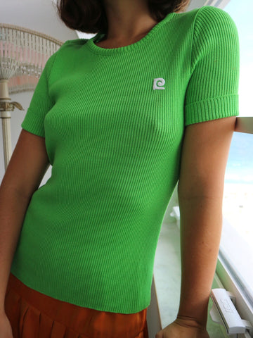 HOH Curate - Vintage Pierre Cardin Knit Top