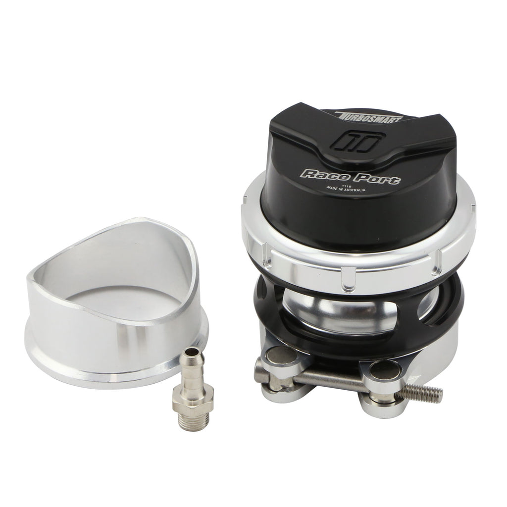 Turbosmart BOV Race Port - Black - Gen V