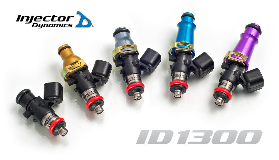 Injector Dynamics - Pontiac - 1300cc Fuel Injectors