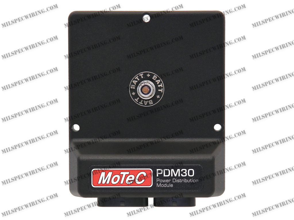 MoTeC PDM30 Power Distribution Module