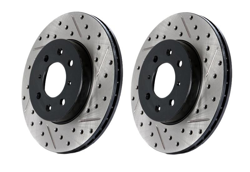 Stoptech Front Brake Rotors