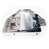 Powerhouse Racing -- PHR Billet Differential Cover for 1993-98 Supra (6spd Only)