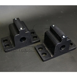PHR -- Powerhouse Racing Solid Rear Subframe Mounts (REAR)