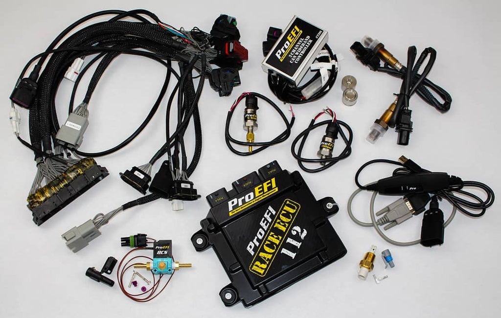 ProEFI 112 Race ECU Porsche 996/997 Kit