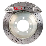 StopTech Trophy Sport Big Brake Kit -- ST-60 Six-Piston Caliper, 355x32mm Rotor -- FRONT