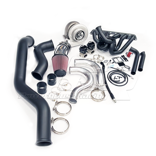 PHR - Powerhouse Racing NA-T S23 Turbo Kit for 2JZ-GE / Non-Turbo