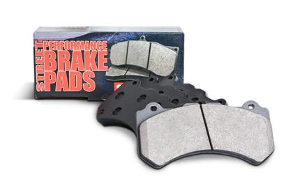 StopTech Performance Rear Brake Pads for 1993-1998 Toyota Supra Turbo