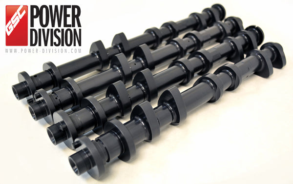 GSC Power-Division S4 Camshaft Set for Nissan GT-R VR38DETT