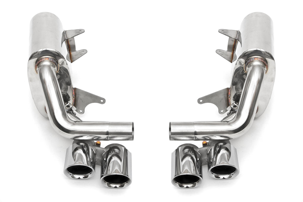 Fabspeed Porsche 991 Carrera Maxflo Performance Side Exhaust System