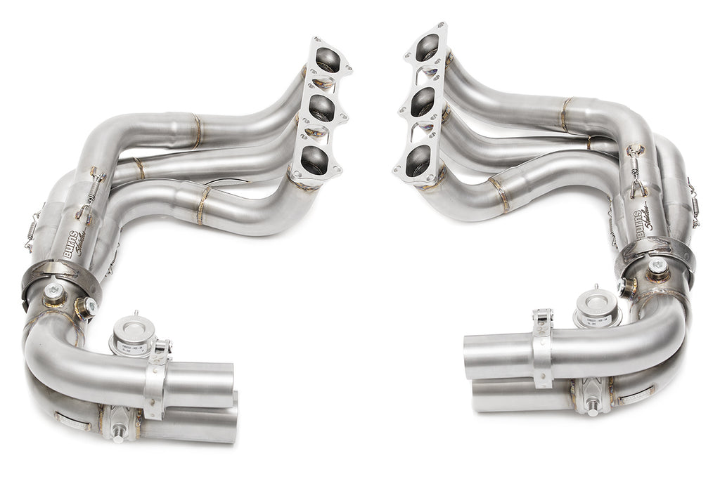 Fabspeed Porsche 991 GT3 / GT3 RS / 911 R Long Tube Competition Race Header System