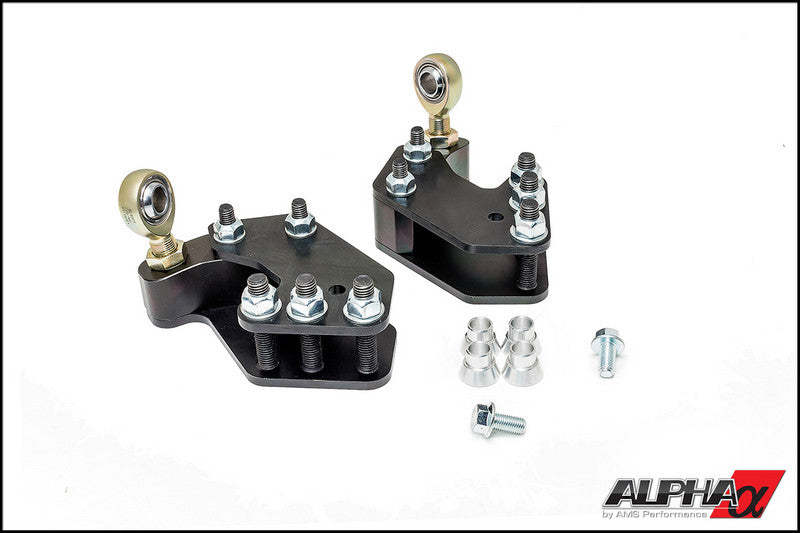 "Alpha Performance R35 GT-R Knuckle Conversion Kit for 15"" Drag Wheels"