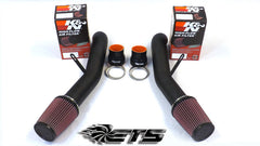 ETS 2009 - 2014 Nissan GTR (R35) Twin Turbo Air Intake Kit