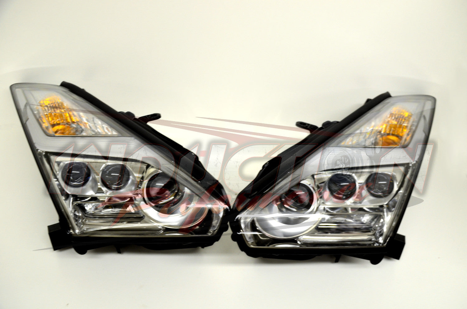 Nissan GT-R Headlights -- 2015+