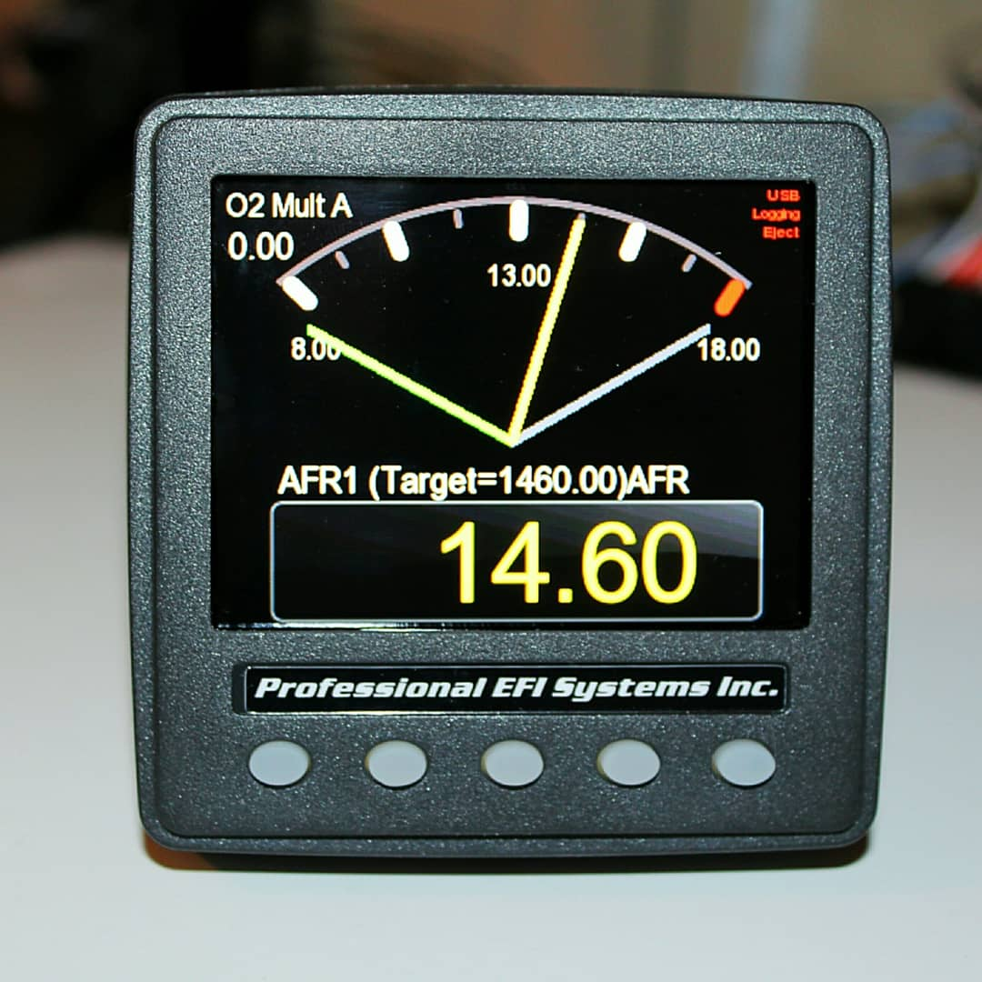 ProEFI Color CAN Display/Logger | Induction Performance