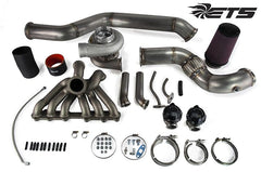 Extreme Turbo Systems (ETS) Toyota Supra (93-98) Turbo Kit -- V-Band