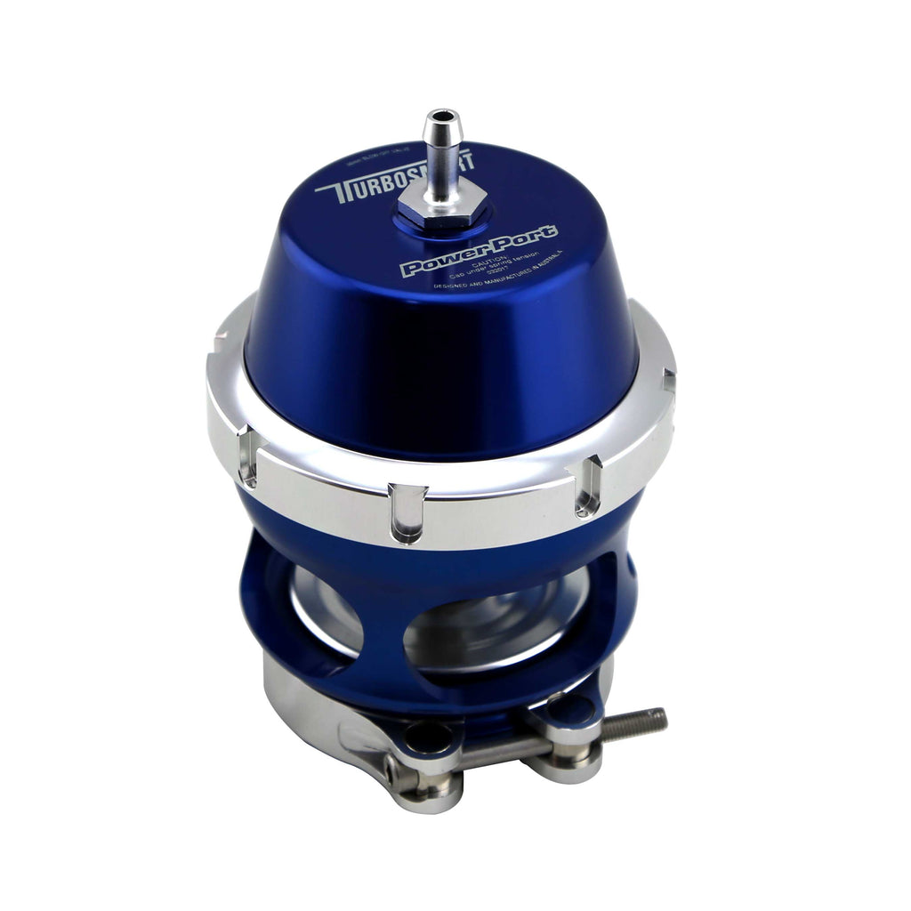 Turbosmart BOV Power Port - Blue