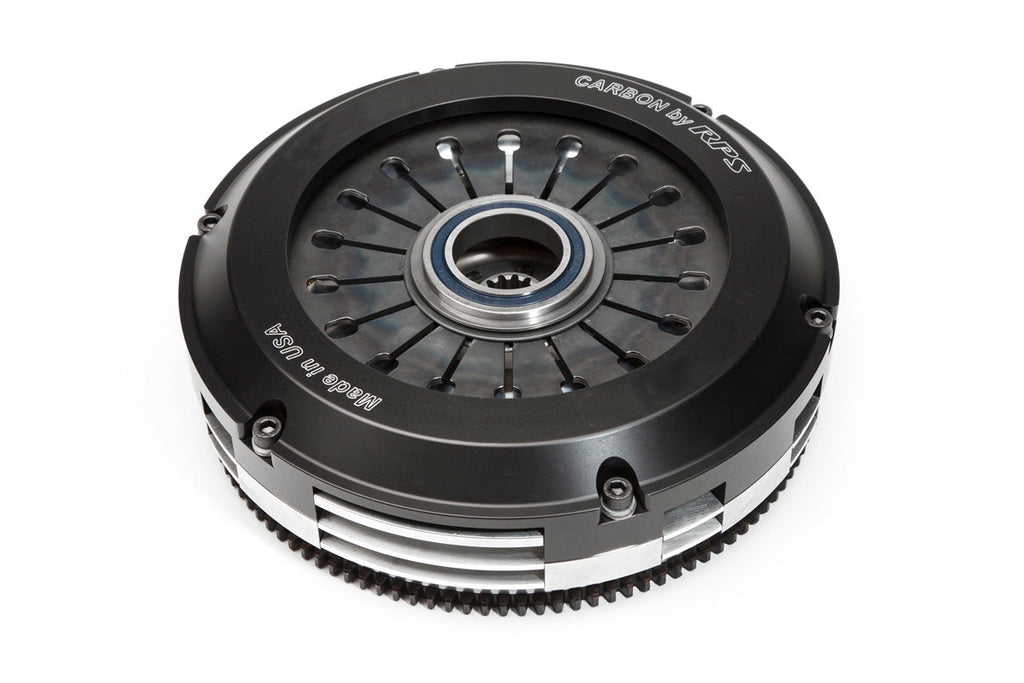 RPS Carbon Twin Disc Clutch for 2JZ-GTE/V160 -- STEEL Flywheel