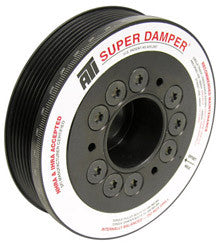 ATI Super Damper Harmonic Crank Pulley -- WITH Required Belt