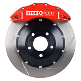 StopTech Big Brake Kit -- ST-60 Six-Piston Caliper, 355x32mm Rotor -- FRONT