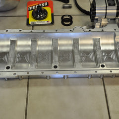 PHR -- Dailey Engineering / Powerhouse Racing Billet Dry Sump System for 2JZ-GTE