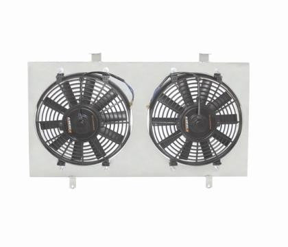 Mishimoto Electric Fan Shroud 93-98 Toyota Supra