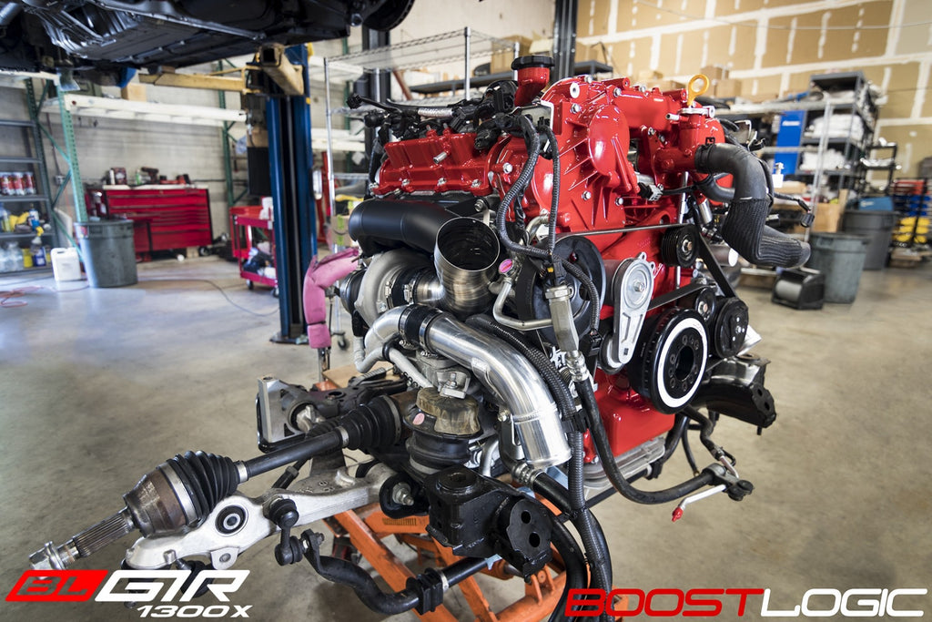 Boost Logic 1300X Turbo Kit