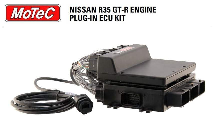 MoTeC M150 PNP ECU Kit for R35 GT-R