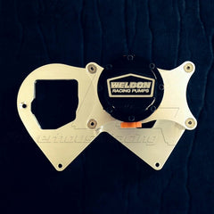 PHR -- Powerhouse Racing 2JZ Mechanical Fuel Pump Bracket