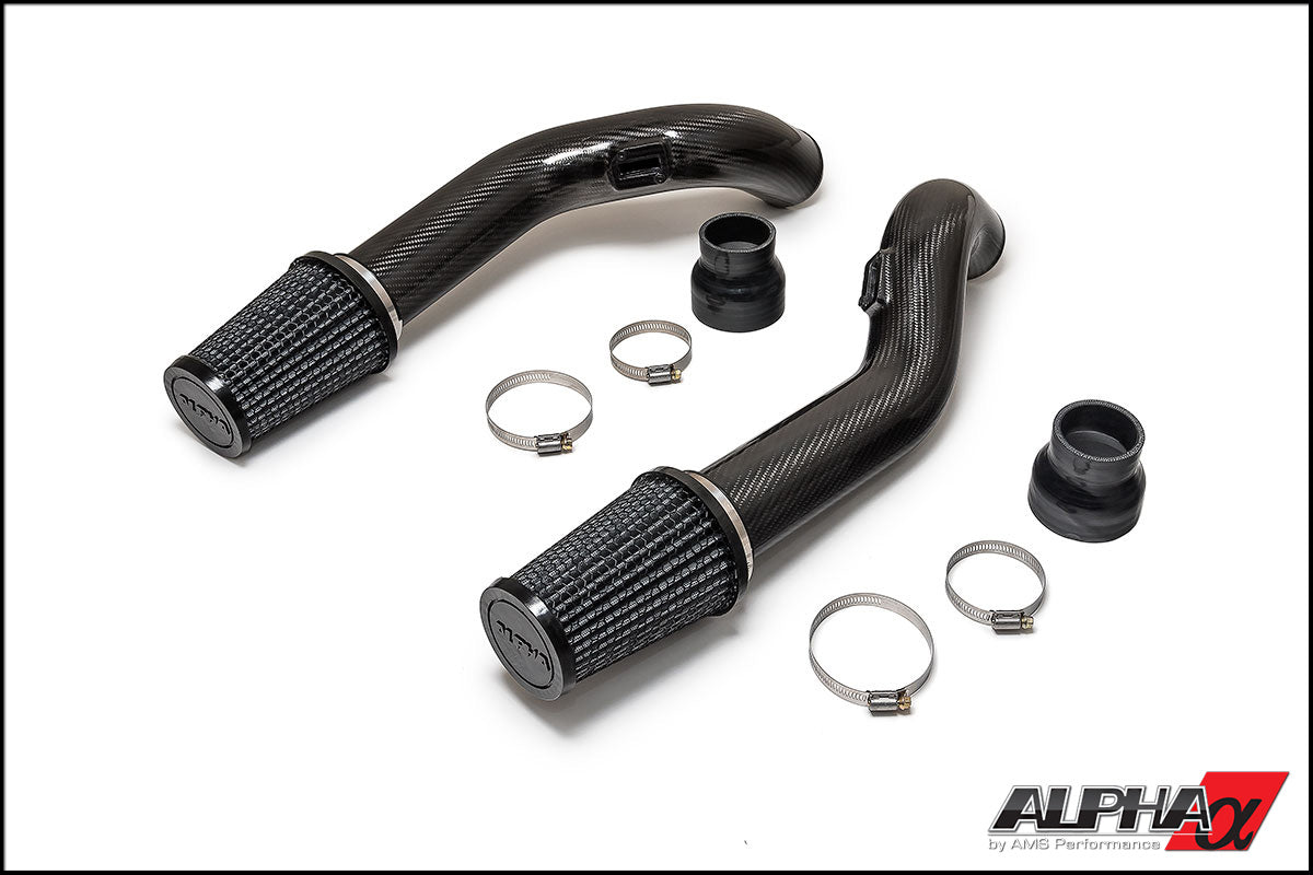 Alpha Performance R35 GT-R Carbon Fiber Cold Air Intake