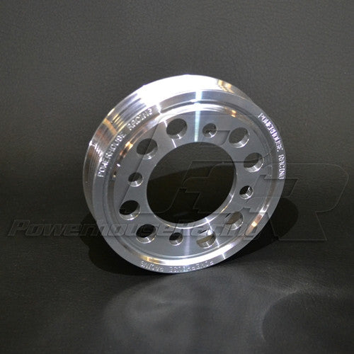 PHR -- Powerhouse Racing Billet Aluminum Water Pump Pulley for 2JZ and 1JZ