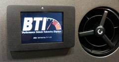 BT Innovations // BTI 2.5 TFT Gauge for AEM V2