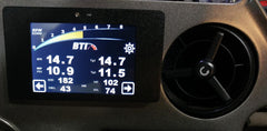 BT Innovations // BTI 3.5 TFT Gauge for AEM Infinity