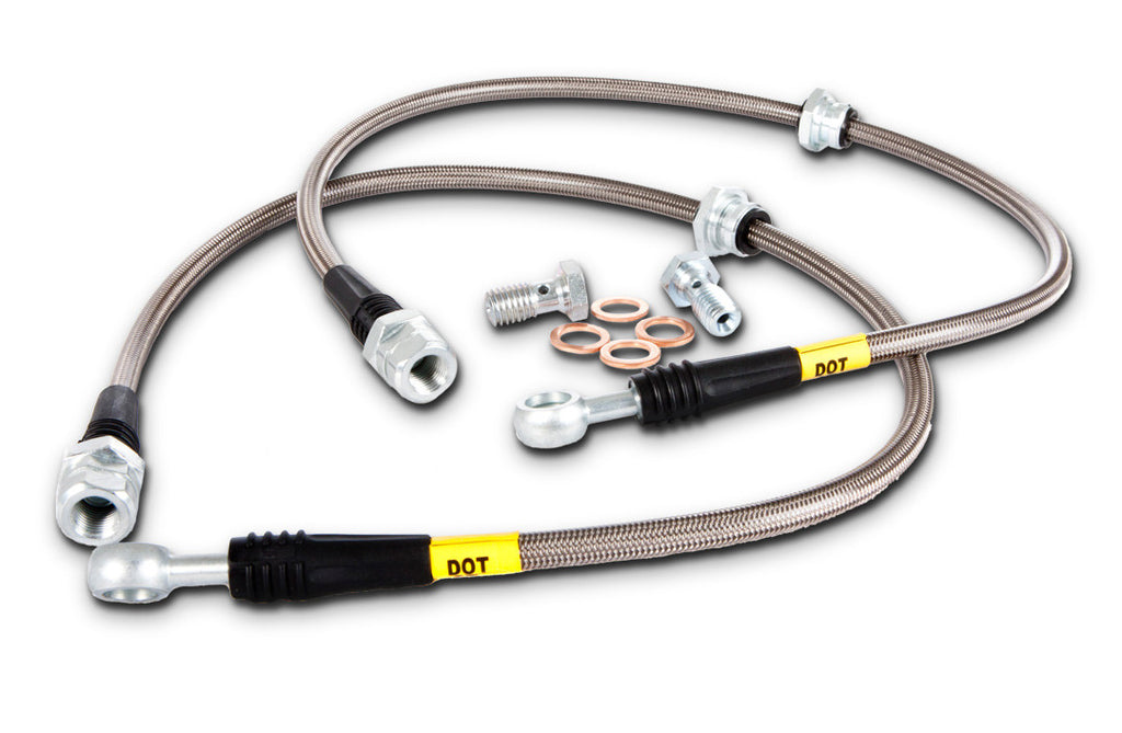 Stoptech Stainless Steel Brake Lines