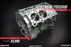 Induction Performance Stage 2 VR38 Short Block