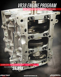 Induction Performance Stage 3 VR38 Short Block