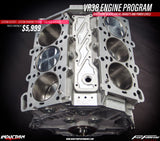 Induction Performance Stage 1 VR38 Short Block