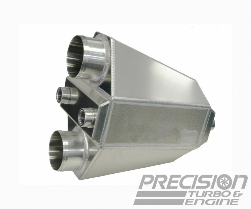 Precision - Universal Liquid-to-Air Intercooler - 2000HP
