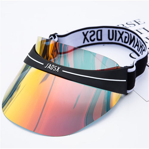 Coated UV protection VISOR