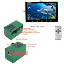 Load image into Gallery viewer, 9 Inch Screen Fish Finder Underwater Fishing Camera In 3 Cable Lengths To Choose From