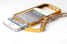 Load image into Gallery viewer, iphone 5 5s se M2 4th design premium aluminum bumper case tactical edition